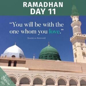 Ramadhan 2021- day 11