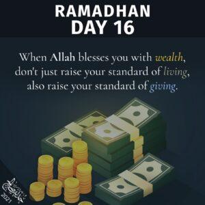 Ramadhan 2021- day 16