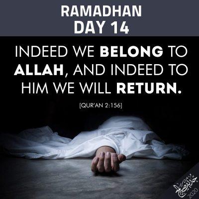Ramadan 14