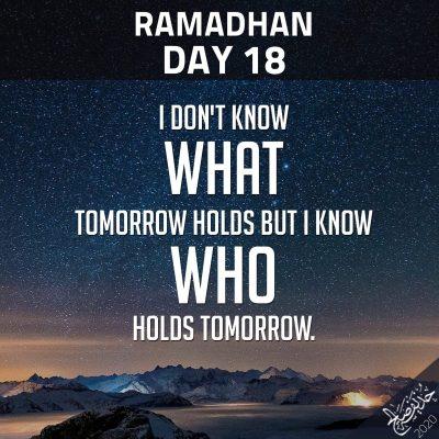 Ramadan 18