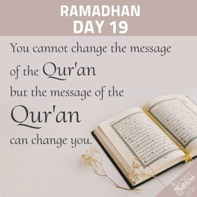 Ramadan 19