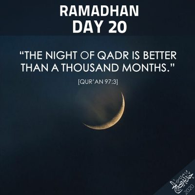 Ramadan 20