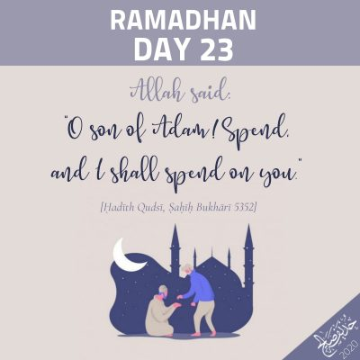 Ramadan 23
