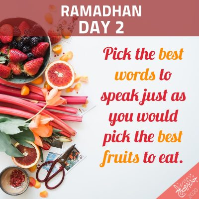 Ramadan Day 2