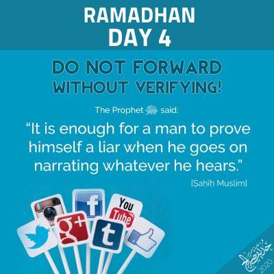 Ramadan Day 4